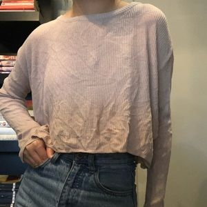 Pink Brandy Melville Sweater